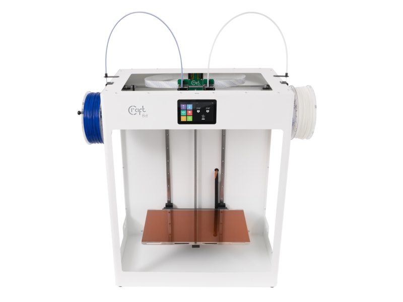 CraftBot Flow IDEX XL 3D printer