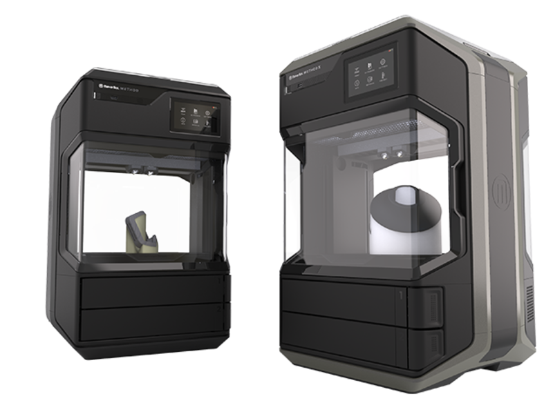 MakerBot MethodX Carbon Fiber 3D Printer