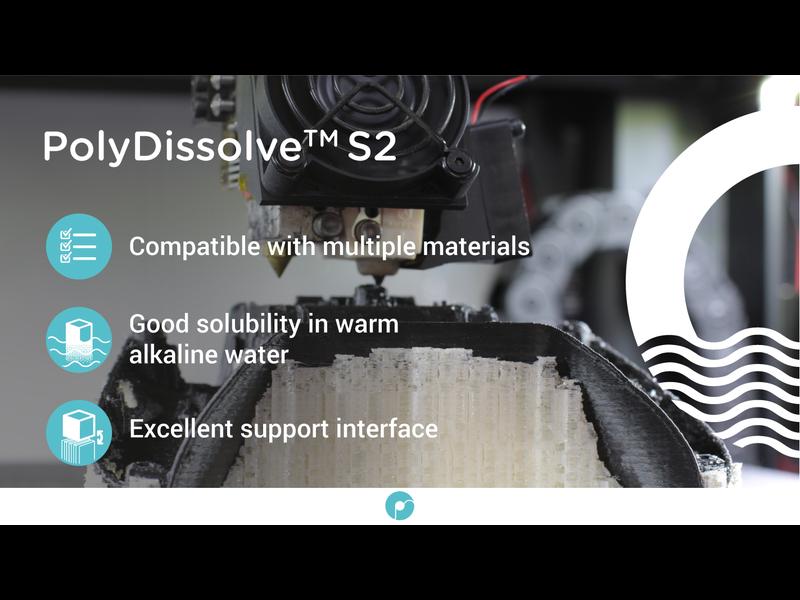 Polymaker 3DWash Solute Alkaline Powder (Solute for Polydissolve S2)