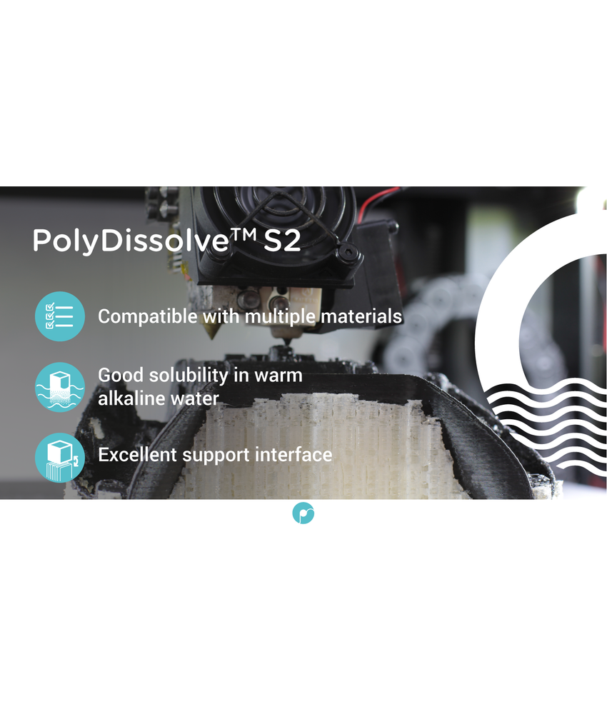 Polymaker 3DWash Solute Alkaline Powder (Solute for Polydissolve S2)