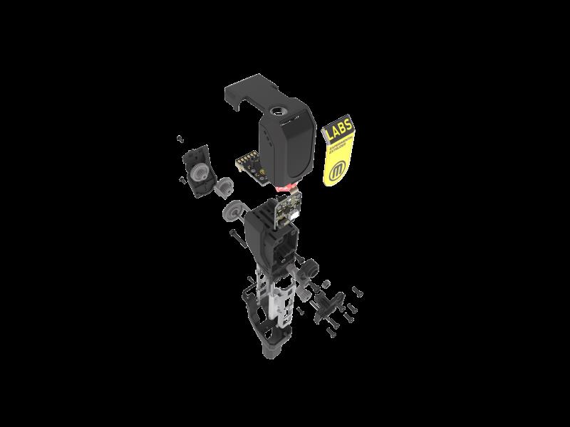 MakerBot MB Labs Experimental Extruder for Method