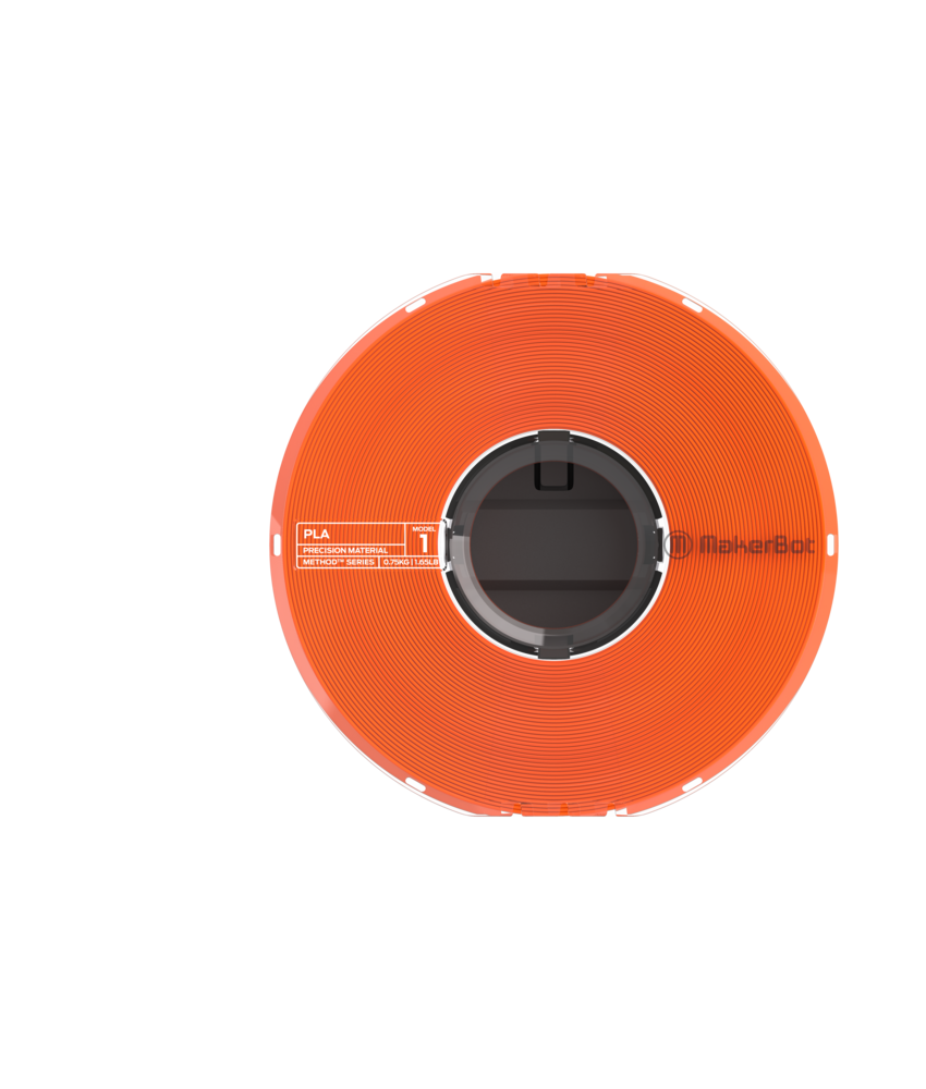 MakerBot Method PLA True Orange 750gr