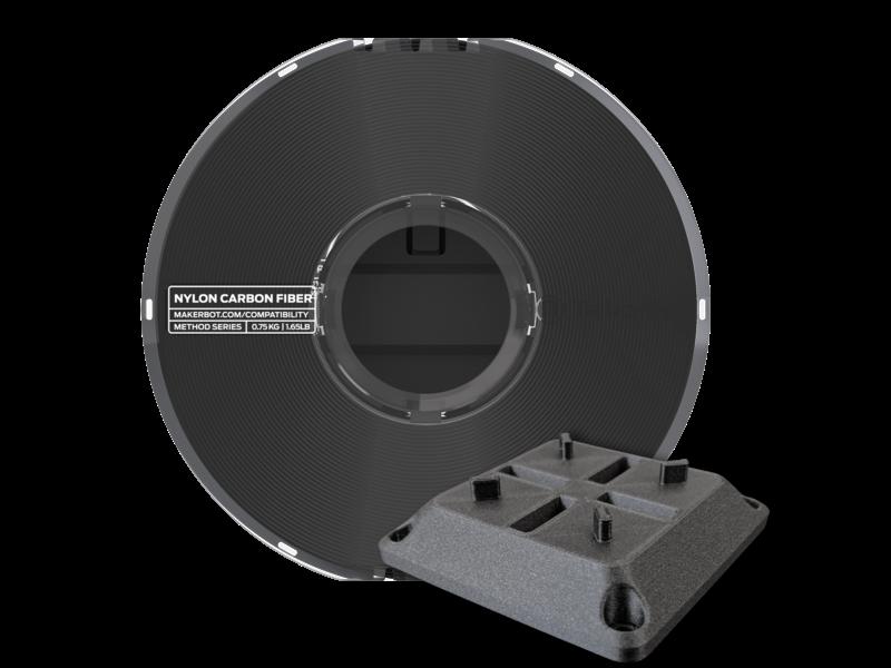MakerBot Method Nylon Carbon Fiber Black 500gr