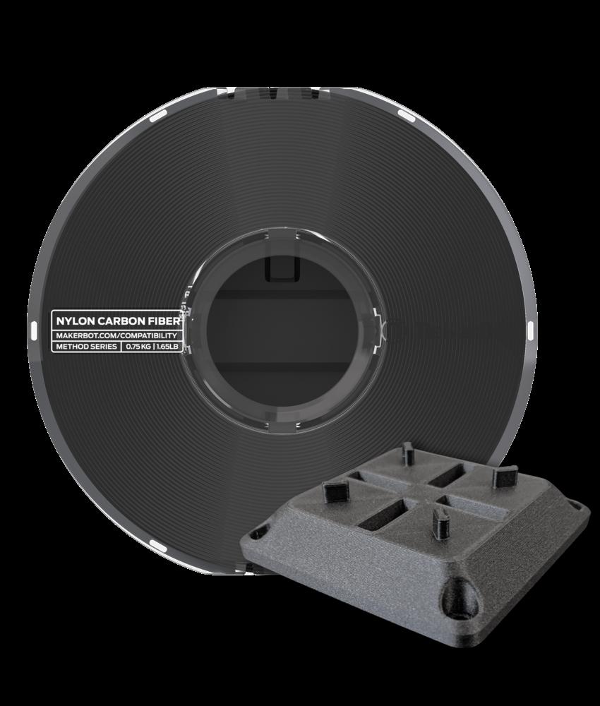 MakerBot Nylon Carbon Fiber Black 500gr