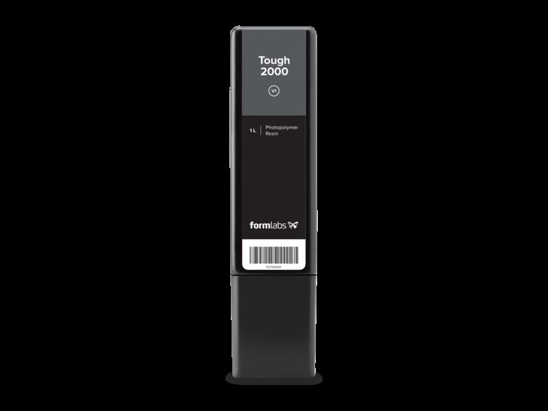 Formlabs Tough 2000 Resin Cartridge