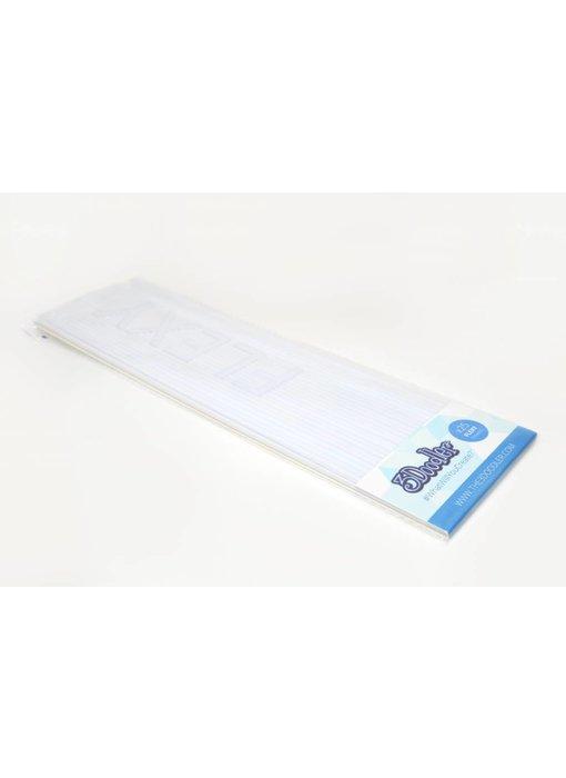 3Doodler Flexy White Pack
