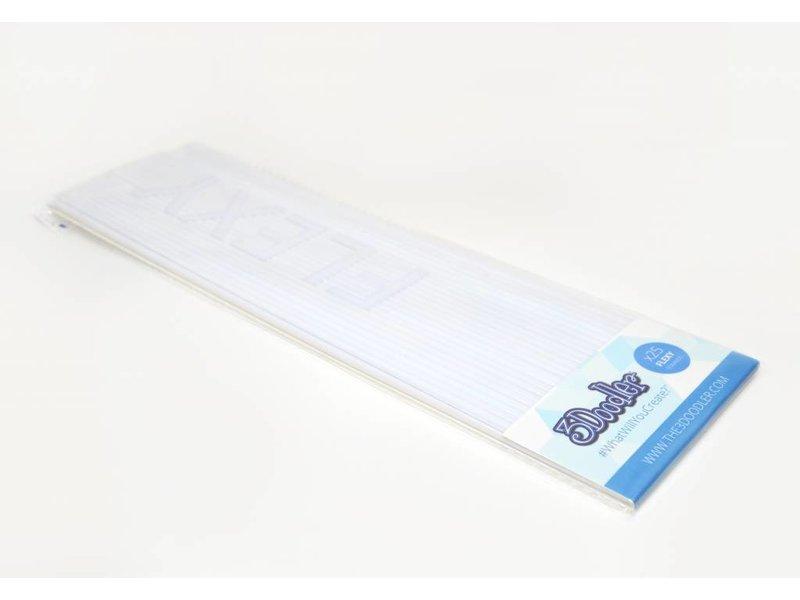 3Doodler Create Flexy White Pack