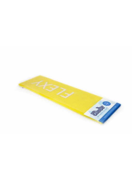 3Doodler Flexy Yellow Pack
