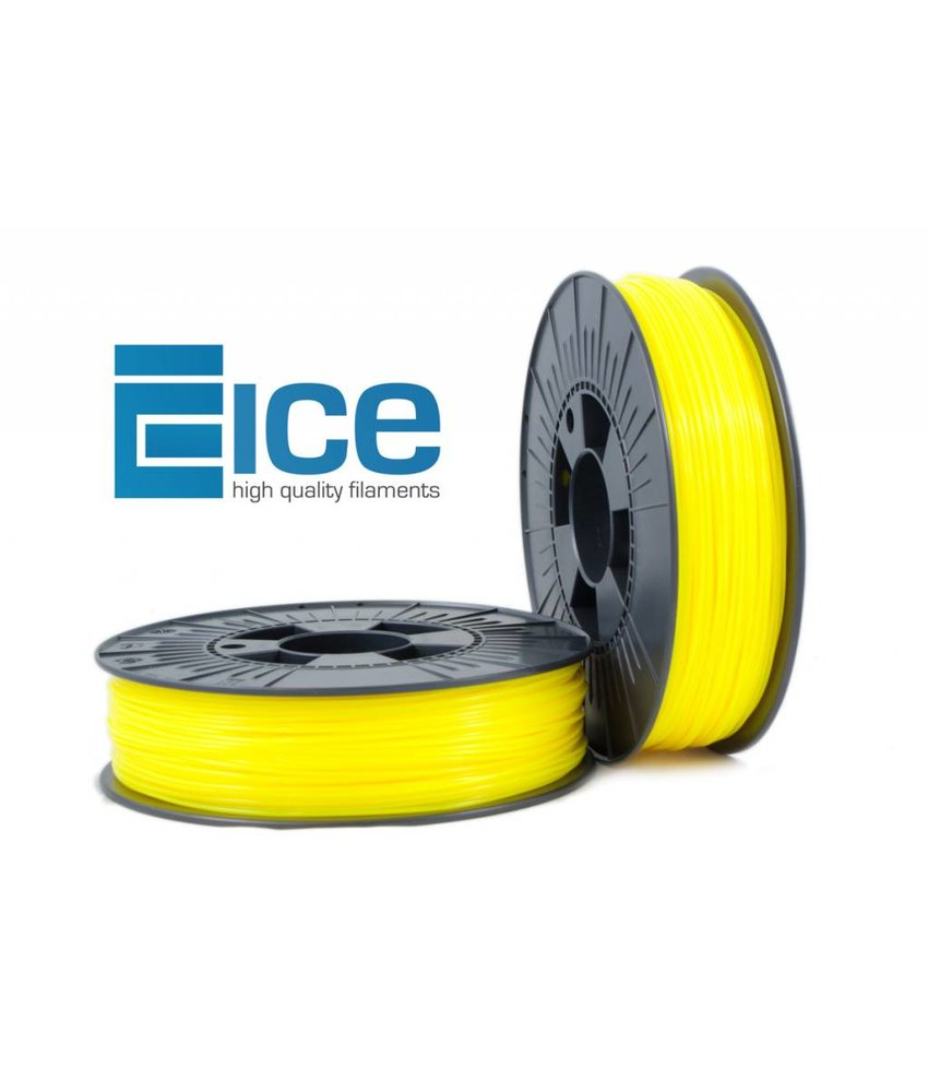 ICE Filaments ABS 'Fluo Young Yellow'