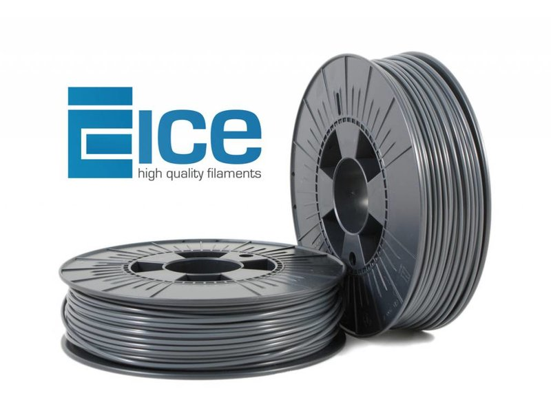 ICE Filaments ABS 'Gentle Grey'