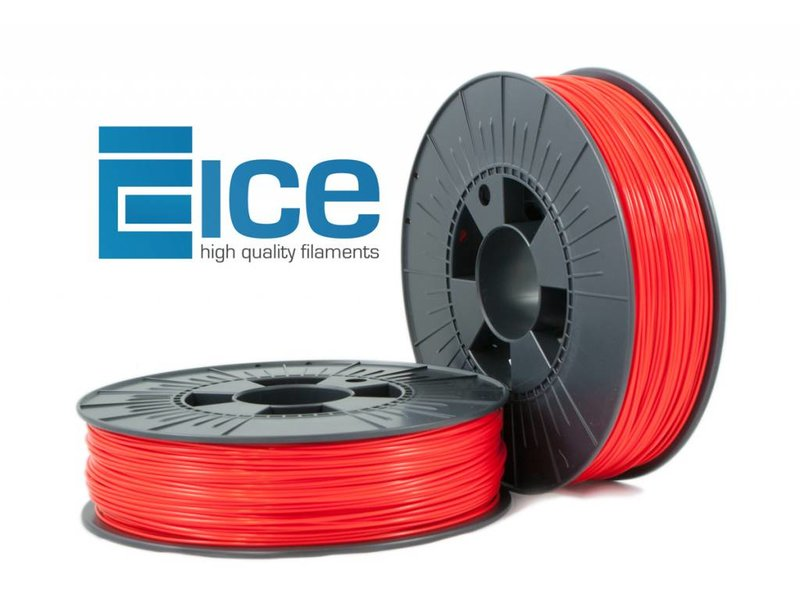 ICE Filaments ABS 'Romantic Red'