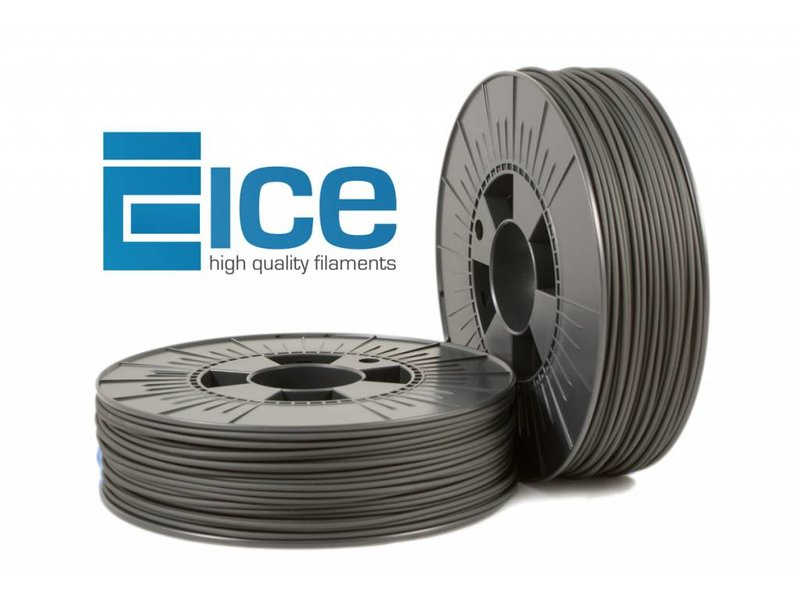 ICE Filaments PLA 'Gentle Grey'