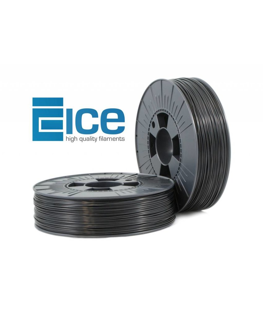 ICE Filaments PLA 'Brave Black'