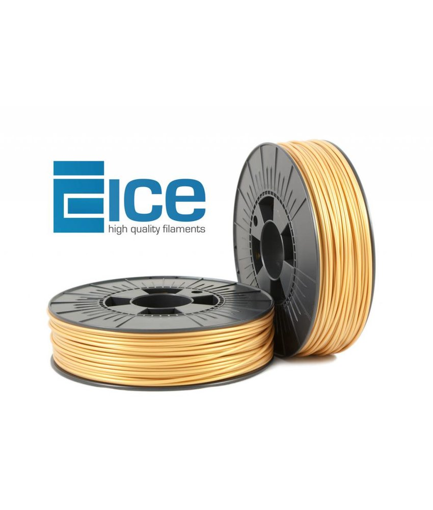 ICE Filaments PLA 'Glamorous Gold'