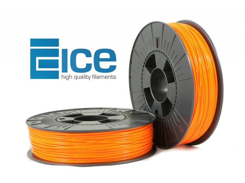 ICE Filaments ABS 'Obstinate Orange'