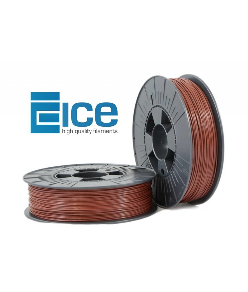 ICE Filaments PLA 'Barbaric Brown'