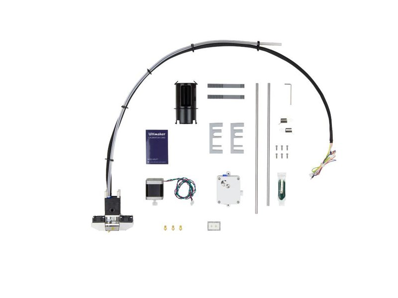 Ultimaker Extrusion Upgrade Kit (#9510) - Ultimaker 2/2 Extended Upgrade Kit