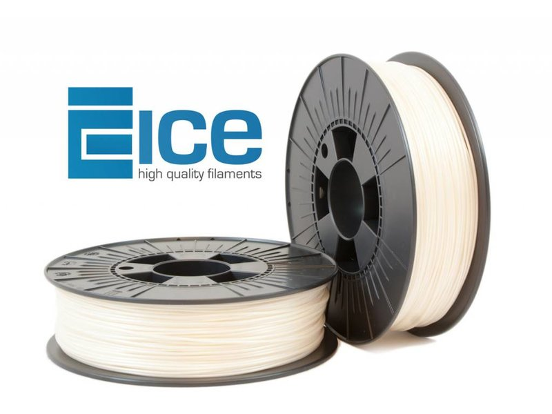 ICE Filaments PLA 'Wishful White'
