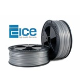 ICE Filaments PLA 'Sparkling Silver' - 2.3 kg
