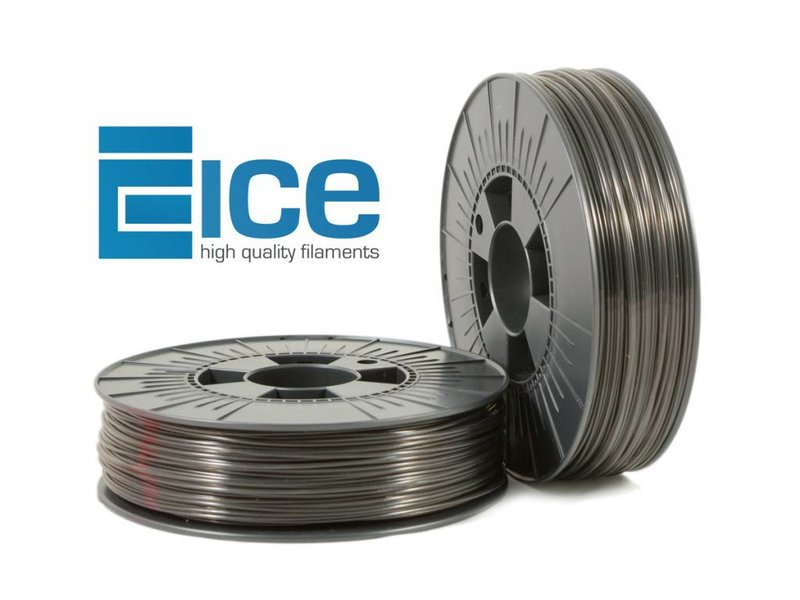 ICE Filaments ICE-pet 'Transparant Gentle Grey'