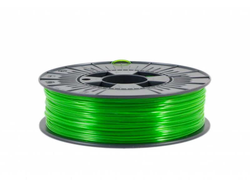 ICE Filaments ABS+ 'Transparent Gracious Green'