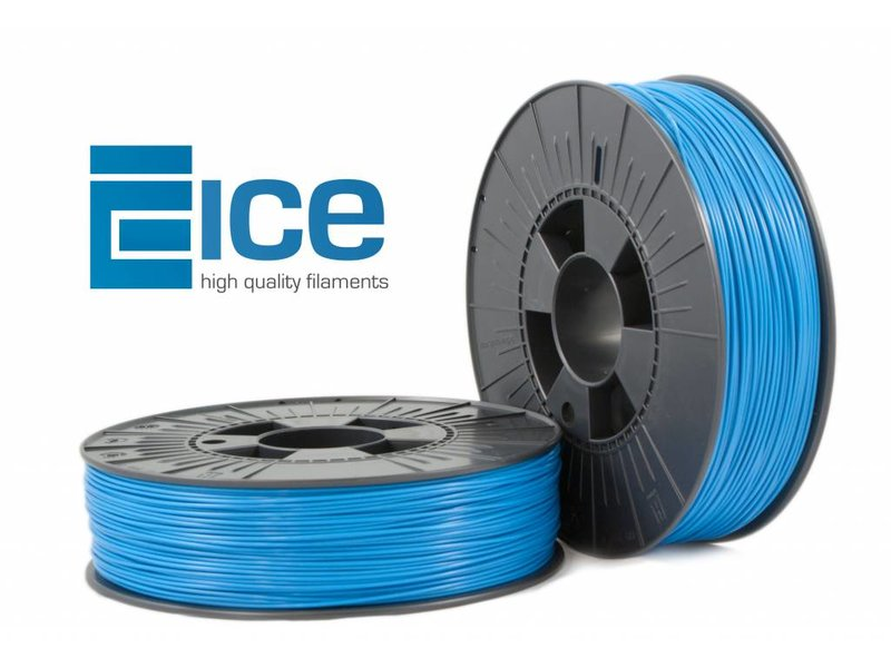 ICE Filaments ABS+ 'Bold Blue'