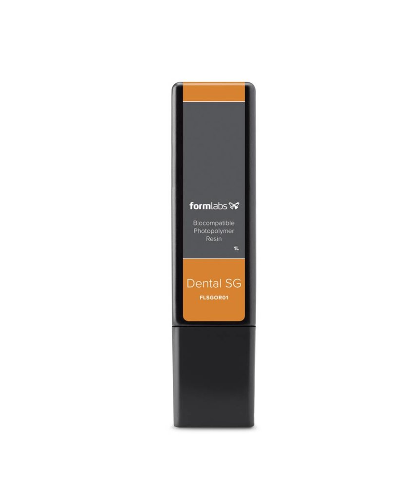 Formlabs Dental SG v1 Resin Cartridge 1L