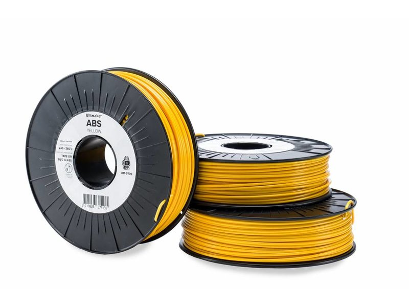 Ultimaker ABS Yellow