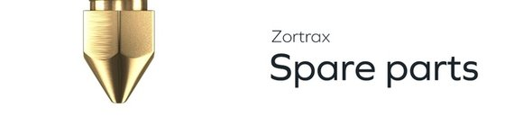 Zortrax Spare parts