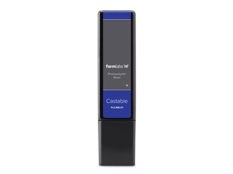 Formlabs Castable v2 Resin Cartridge 1L voor Form 2