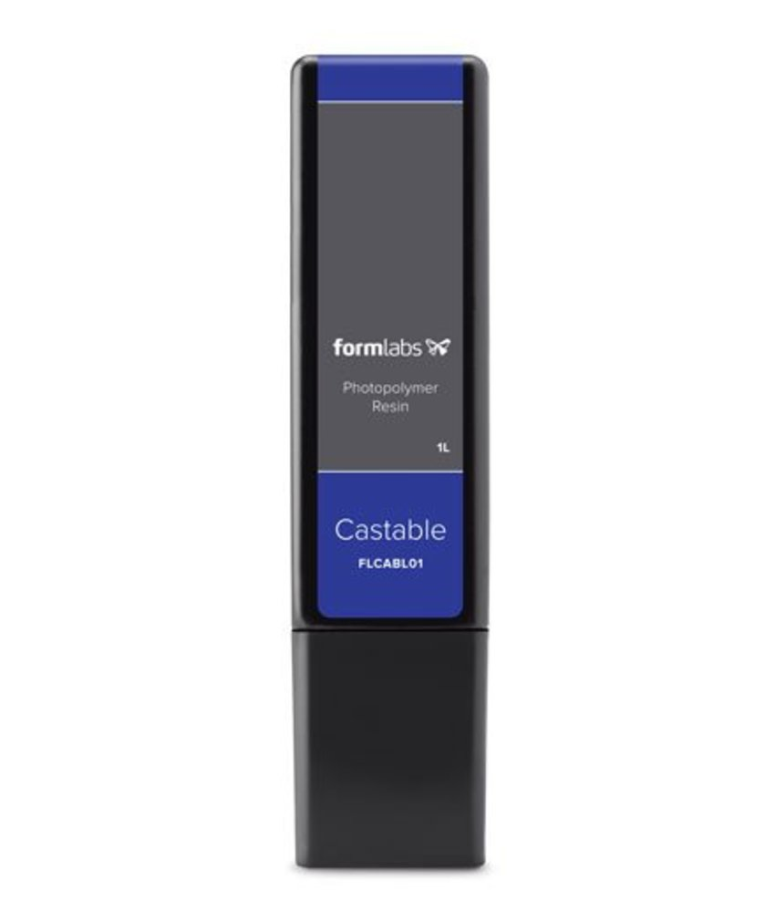 Formlabs Castable v2 Resin Cartridge 1L