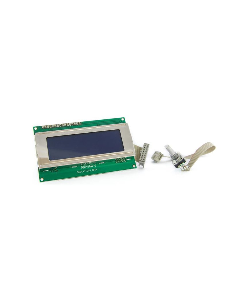 LCD Control Panel Felix 3