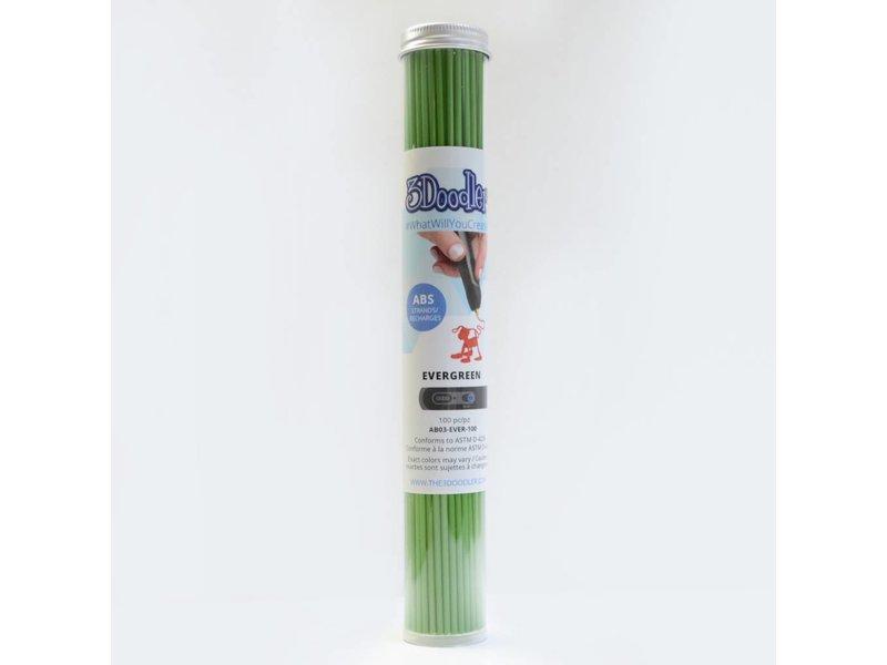 3Doodler Create Evergreen ABS Tube