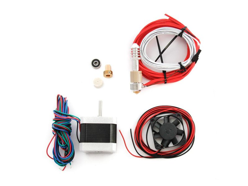 Felix Printers Upgrade kit 3.1 Single to 3.1 Dual