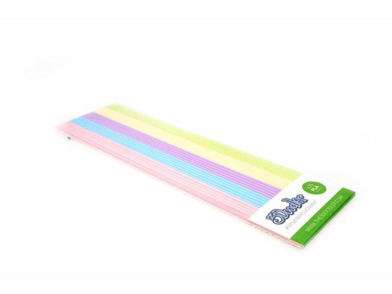 3Doodler Pretty Pastels Pack PLA