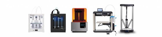All 3D printers