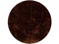 Ross 19 - Rond vloerkleed in bruine kleursamenstelling