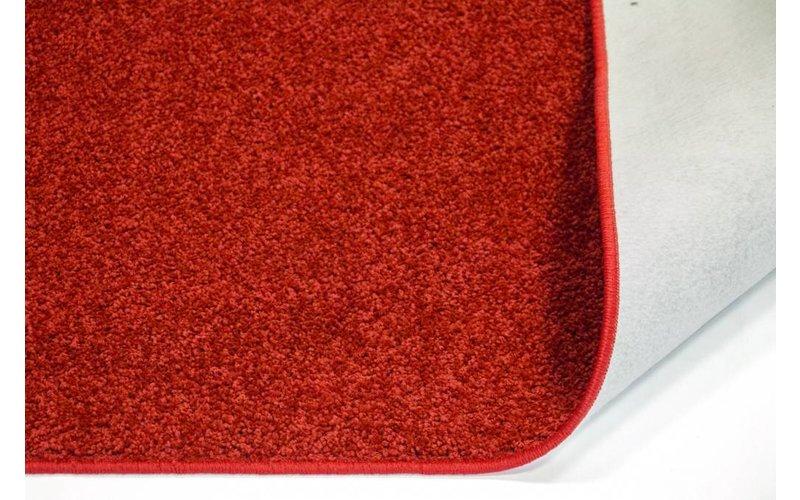 Tore 45 - Ijzersterk vloerkleed in Rode kleursamenstelling
