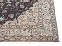 Donte 15 - Vintage vloerkleed in Beige/Bruin tinten