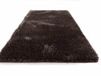 Ross 18 - Hoogpolige loper in bruin/grijze kleursamenstelling
