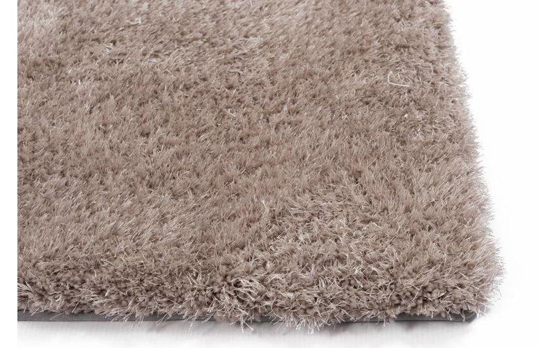 Ross 21 - Hoogpolige loper in grijze kleursamenstelling