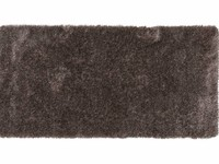 Ross 22 - Hoogpolige loper in mix grijze kleursamenstelling