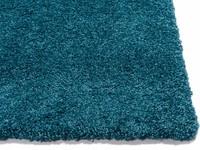 Liv 33 - Hoogpolig vloerkleed in het blauw