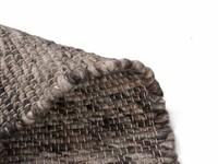 Laine 21 - Wollen vloerkleed in grijze kleurstelling