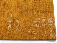 Réal 62 - Vintage vloerkleed in Okergeel