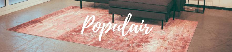 Populaire vloerkleden
