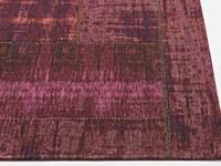 Enzo 49 - Prachtig vintage vloerkleed in Paarse kleurstelling