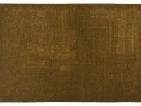 Mace 54 - Vintage vloerkleed in olijfgroene kleurstelling