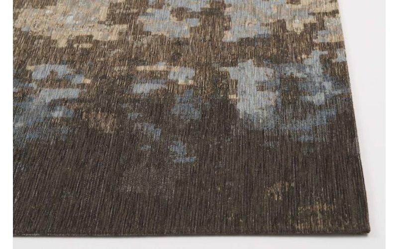 Win 17 - Vintage vloerkleed met Taupe kleurstelling
