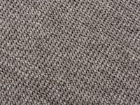 Sisal Outdoor 21 - Sisal vloerkleed voor buiten in lichtgrijs met lichtgrijze band